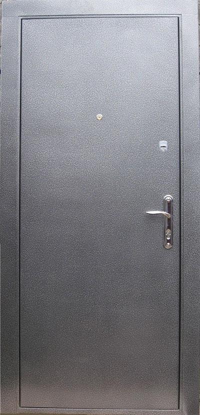 металлическая дверь с полимерным покрытием цена