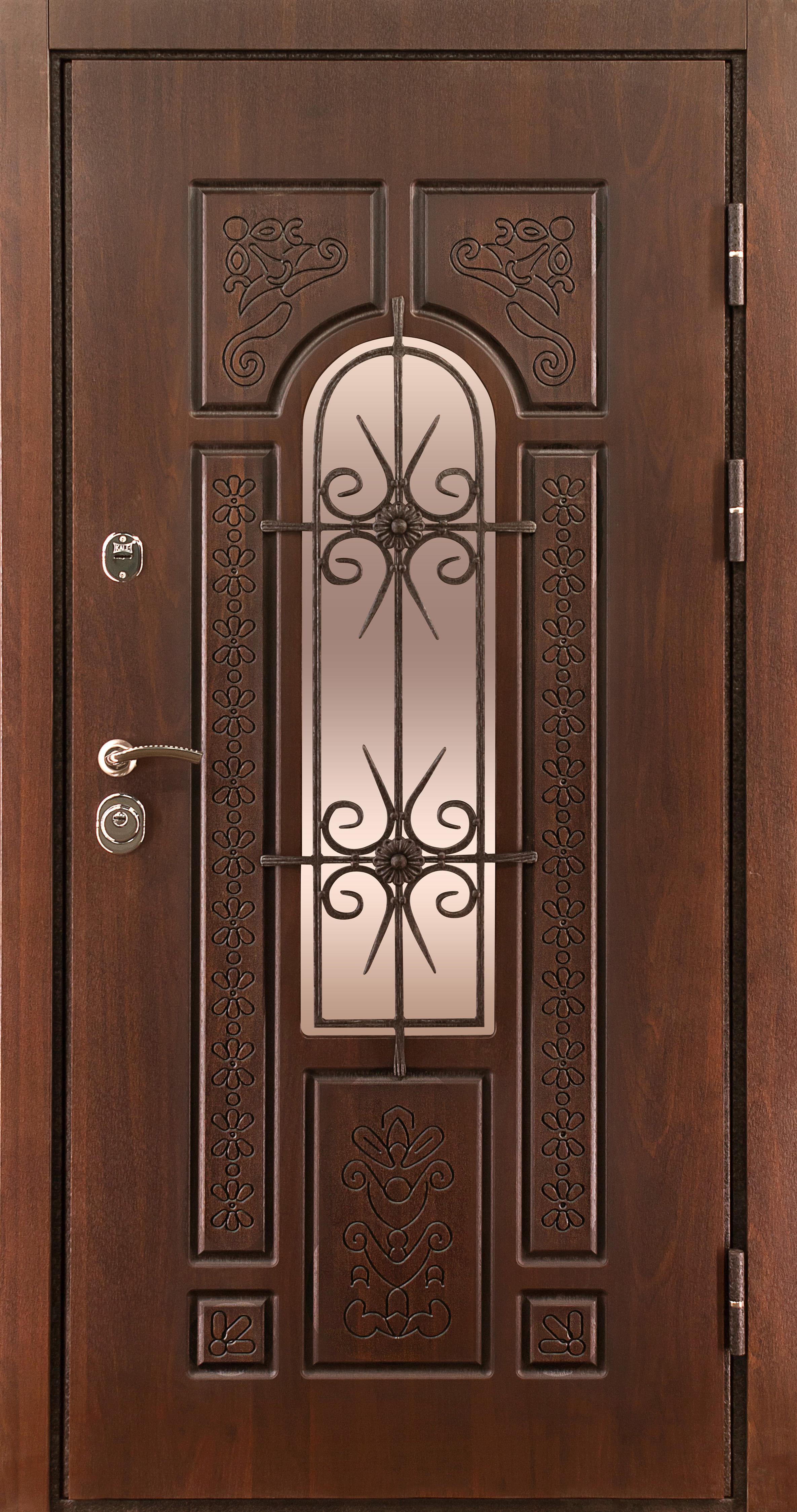 образцы накладок на металлическую дверь